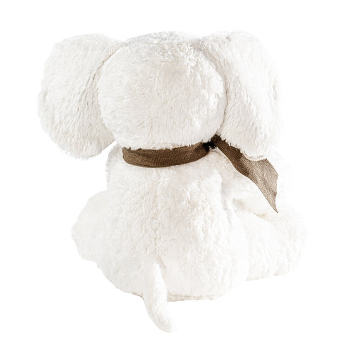 Nellie the Elephant Organic Soft Toy, Back View