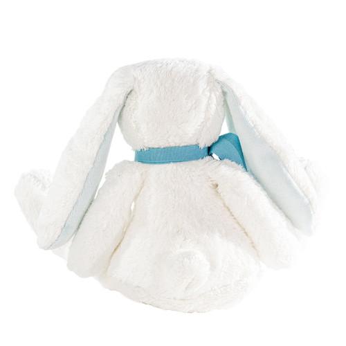 Oscar Bunny Organic Plush Toy Maudnlil, Backview