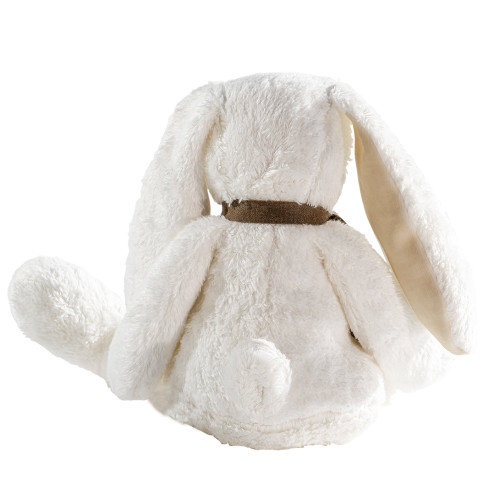 Ears Bunny Organic Soft Toy, Maudnlil, Backview