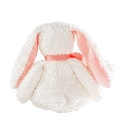 Rose Bunny Organic Cotton Toy, Maudnlil, Backview