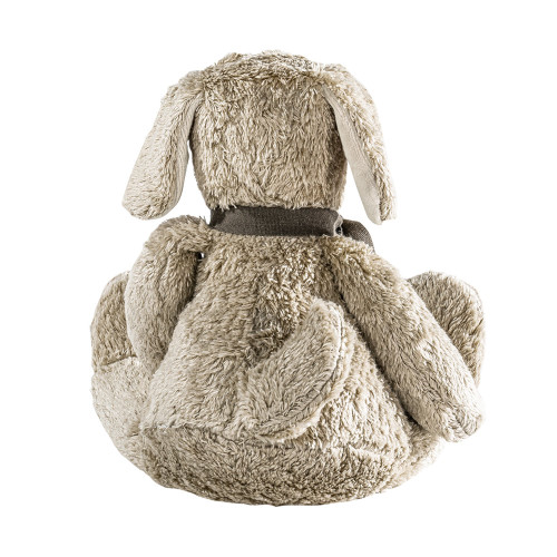 Paws Puppy Organic Soft Toy Maudnlil, Backview