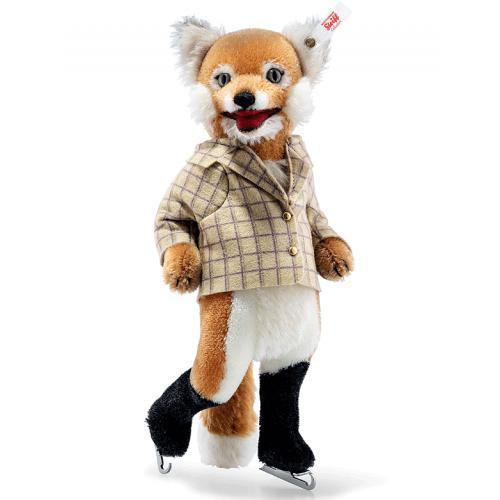Fox Ice Skater Steiff 007071
