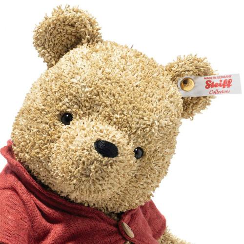 Face Detail, Disney's Winnie the Pooh Bear, 95th Anniversary EAN 355868