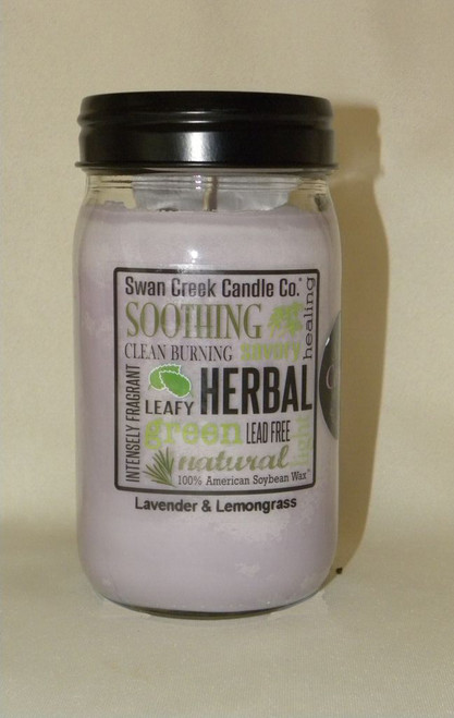 Lavender & Lemongrass