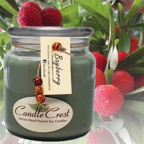 A nice blend of fir and balsam and delicate spicy undertones of nutmeg and ginger. - Enjoy!