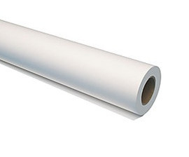 "Today's Large White, Wide-Format Papers Oce 20 lb Recycled Bond 36""--x--500' Taped 3"" Core 2 Rolls  45111R0052"