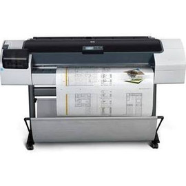 "C7769C, HP 500 Printer, 24"" Wide Large-Format / Media Printer / Plotter"