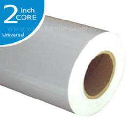 Blockout Large-Format 50X40' Papers Roll, Inkjet Vinyl (90850040)