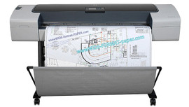 Large-Format Roll Inkjet Aqueous Printer - SIZE:24 in; maximum print LENGTH:300 ft