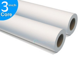 24-lb BOND and Xerographic Roll 3-in core 24 Presentation Sheet Roll Wide Size US Roll