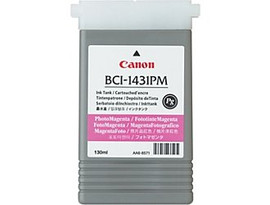 BCI-1431PC - PG Photo Cyan Ink Tank 130ml
