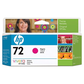 HP 72 - Ink Cartridge - Magenta 130ml
