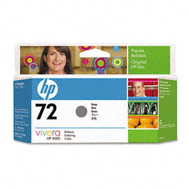 HP 72 - Ink Cartridge - Gray 130ml