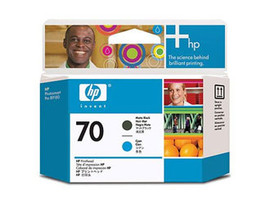 HP 70 - Ink Cartridge - Light Cyan 130ml