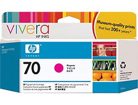 HP 70 - Ink Cartridge - Magenta 130ml