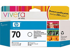 HP 70 - Ink Cartridge - Gloss Enhancer 130ml