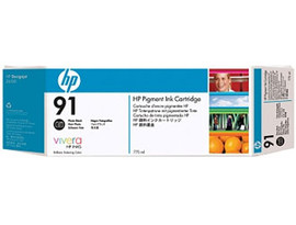 HP 91 - Ink Cartridge - Photo Black 775ml