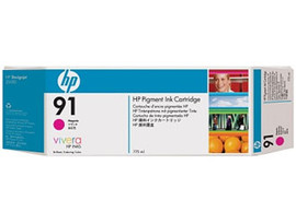 HP 91 - Ink Cartridge - Magenta 775ml