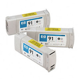 <p>HP 91 - 3-Ink Multipack - Photo Black 775ml ea.</p>