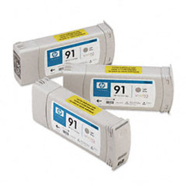 <p>HP 91 - 3-Ink Multipack - Light Gray 775ml ea.</p>
