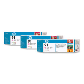 <p>HP 91 - 3-Ink Multipack - Light magenta 775ml ea.</p>