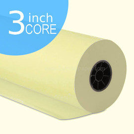 "Yellow, Wide-Format Bond 20lb 36"" Roll, 500' Paper"
