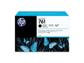 HP 761 Ink Cartridge Matte Black 400ml CM991A