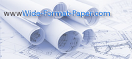 LargeFormat Blueprint Papers Xerox, Oce, Hp Designjet, Canon, Kip