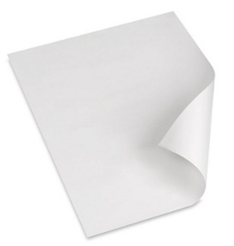 """22"""" X 34"""" 20lb Vellum Cut Sheets for Wide-Format Inkjet Printing (0772103)"""