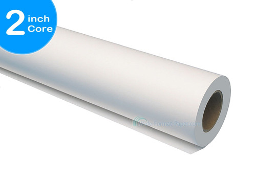 "Roll Product 42"" x 300' 24lb, Inkjet Coated Bond Papers, Large-Format Roll/Carton (0745420)"