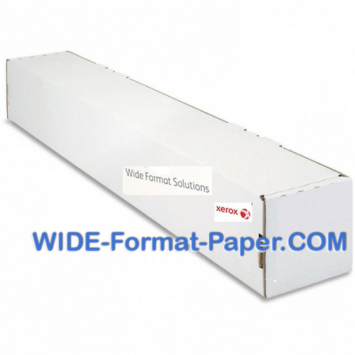 """Product - Xerox® 24lb Performance Bond 24"""" Reprographic Wide-Format Media"""