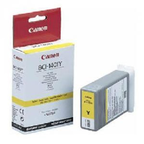 BCI-1401Y - Yellow Ink Tank 130ml