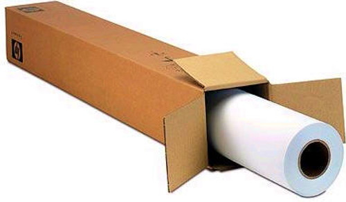 "HP 24"" Wide-Format Paper, 35lb Inkjet Coated Paper x 100' Roll, C6029C"