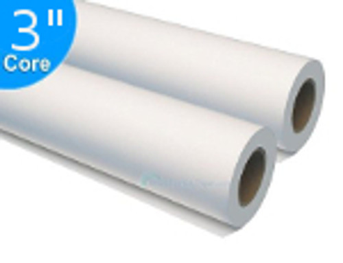 Large / Wide Format Recycled Bond 20lb 24 x 650 2 Rolls Paper Dietzgen