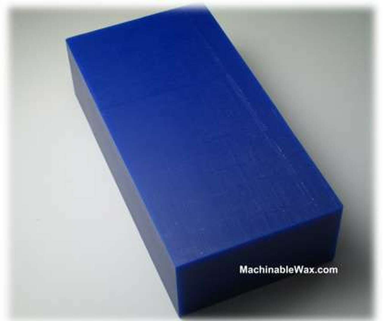 "Machinable Wax Blocks 2"" (51mm) Thick"