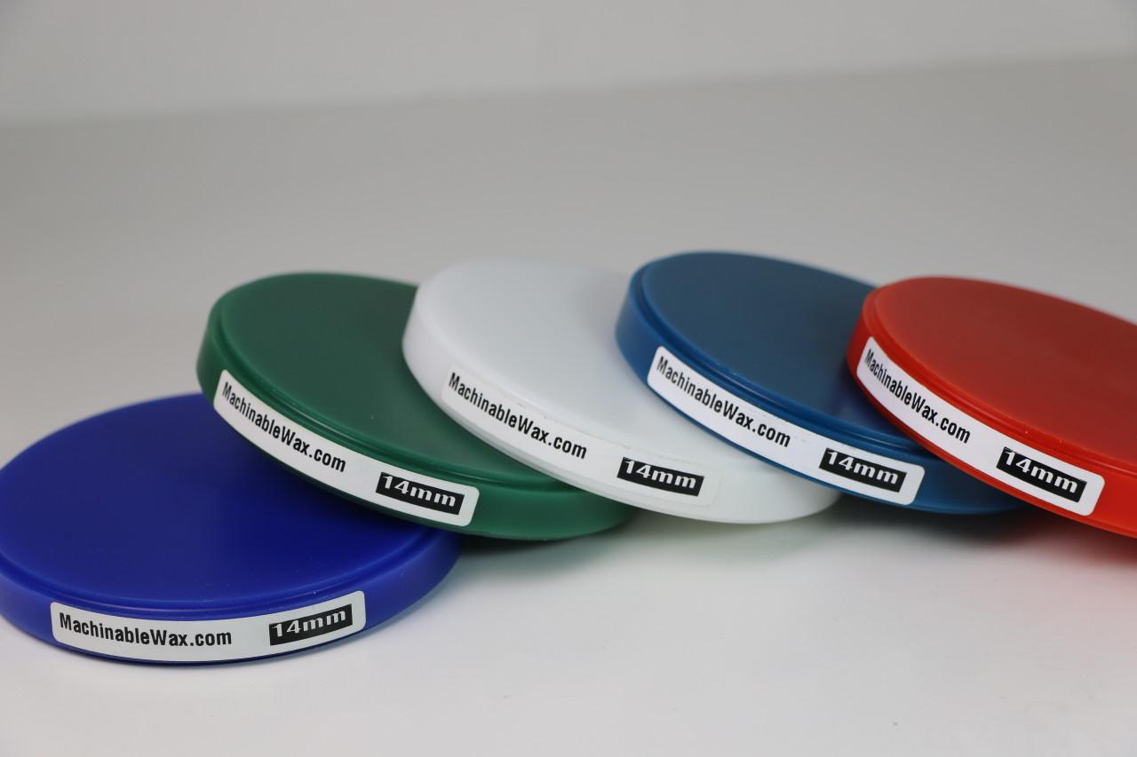 98mm Disks for Dental CAD/CAM