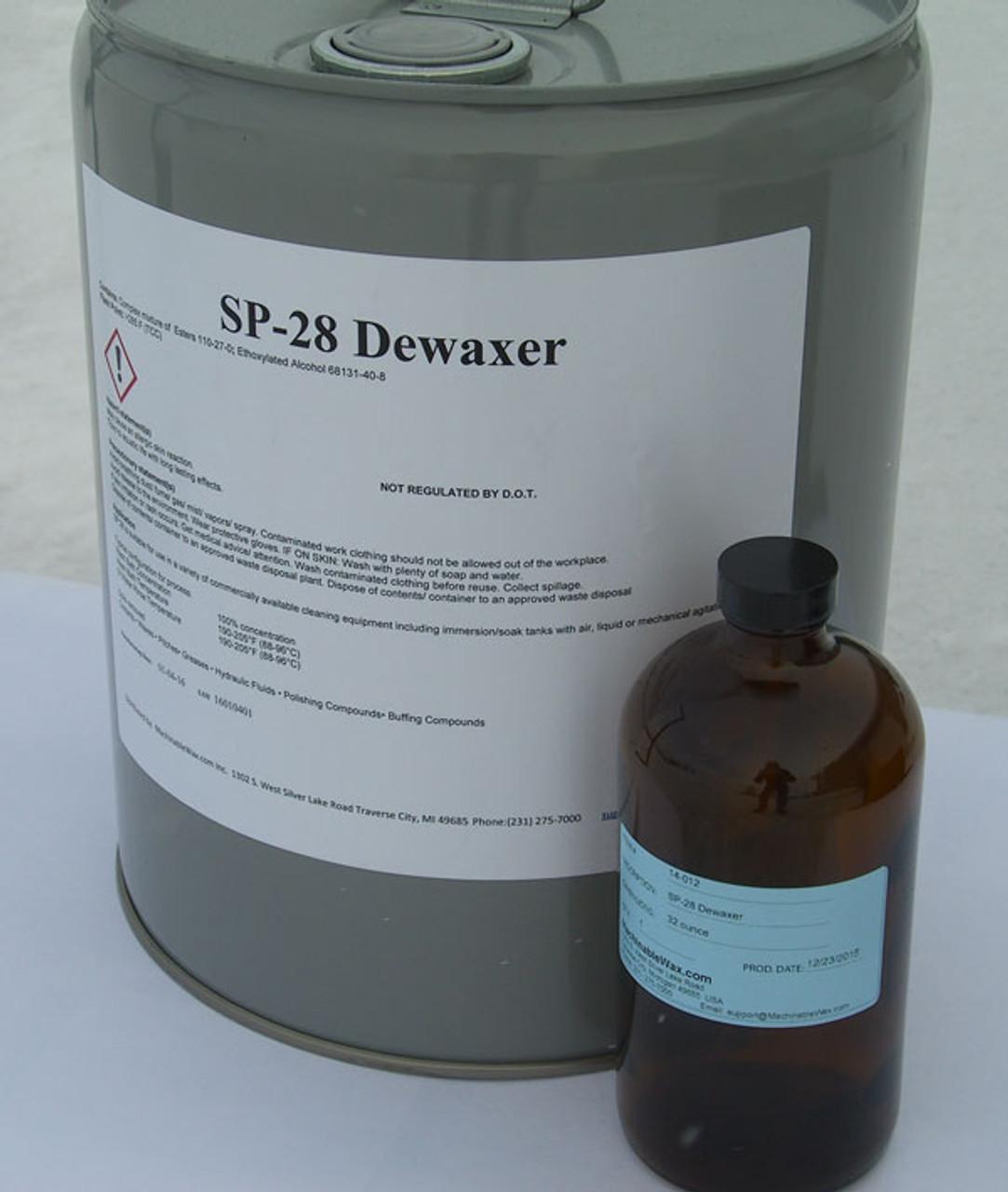 SP-28 Wax remover / dewaxer