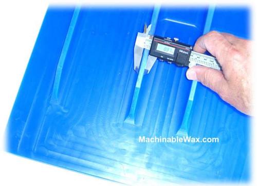 "Machinable Wax Blocks 6"" (152mm) Thick"