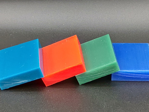 Blocks for Roland DWX-4 Fixture 40mm x 75mm
