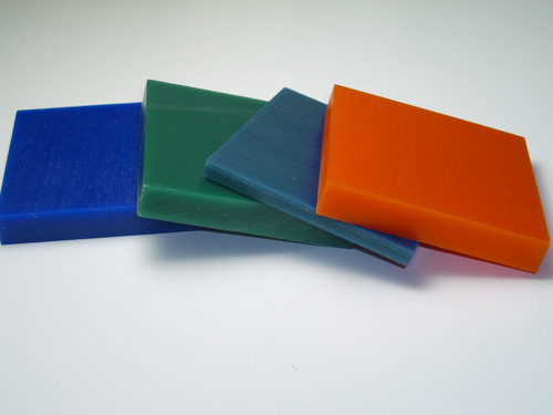 100mm x 100mm in various thicknesses