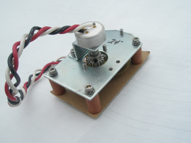 """POTENTIOMETER DRIVE ASSEMBLY FOR 24"""" ANDCO EAGLE"""
