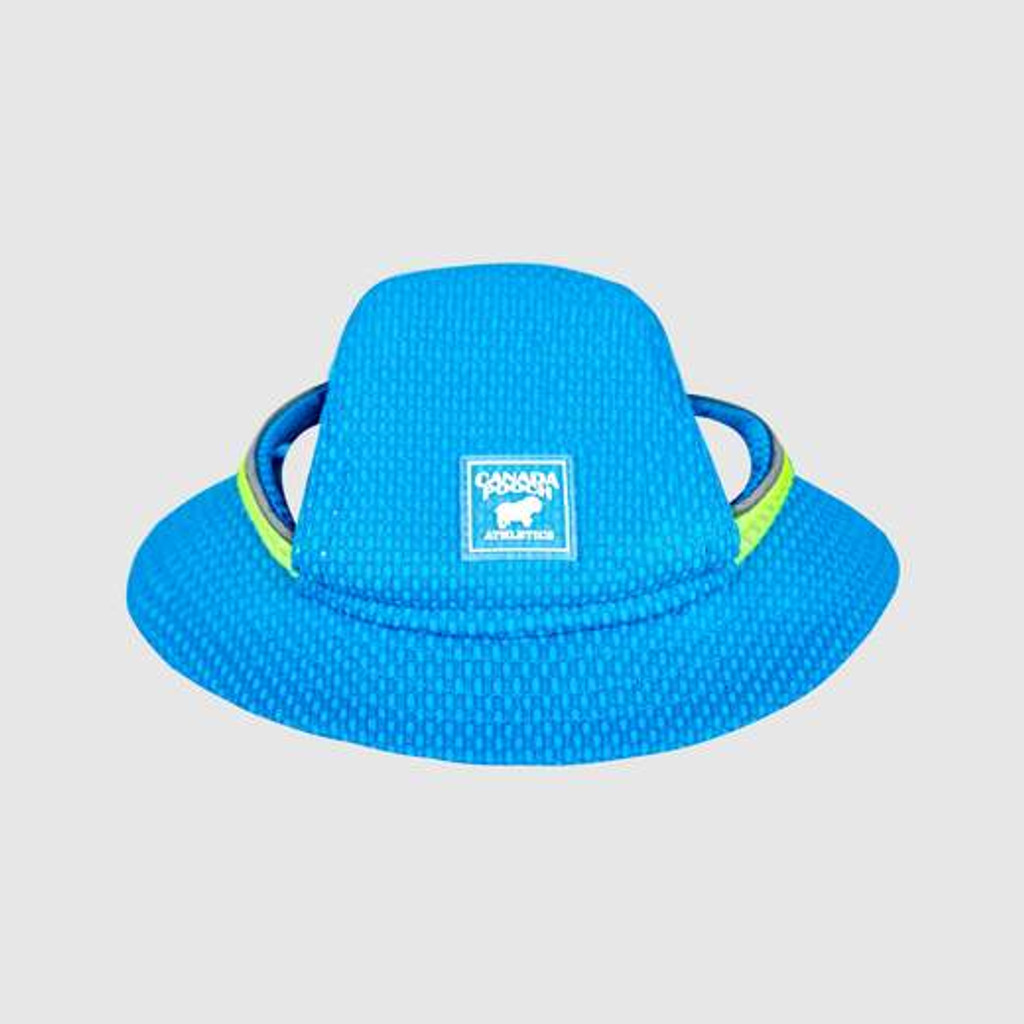 Canada Pooch Cooling Hat - Blue