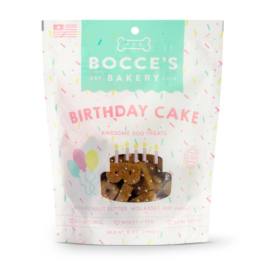 Bocces Birthday Cake Biscuits