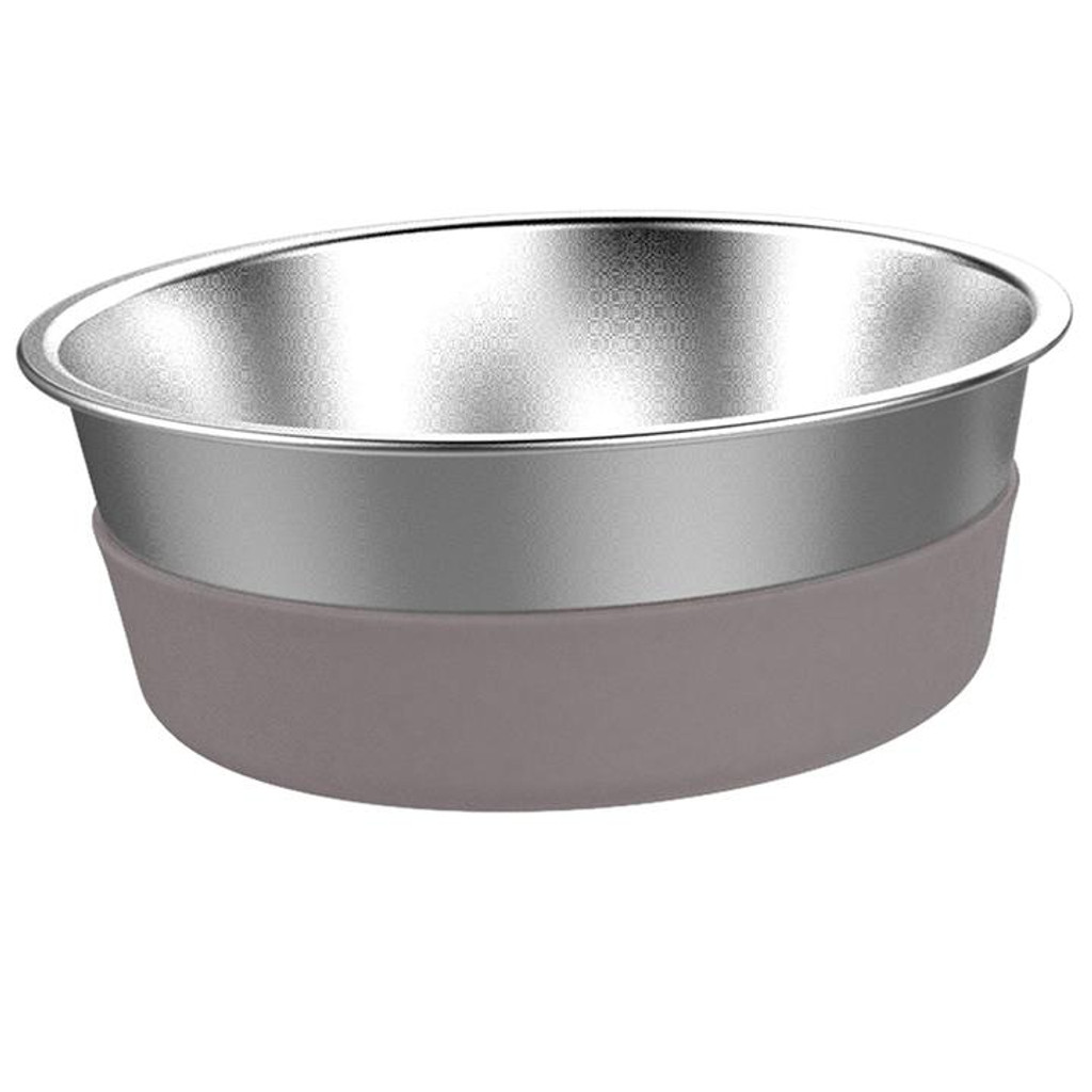 Messy Mutts Stainless Steel Non-Slip Bowl