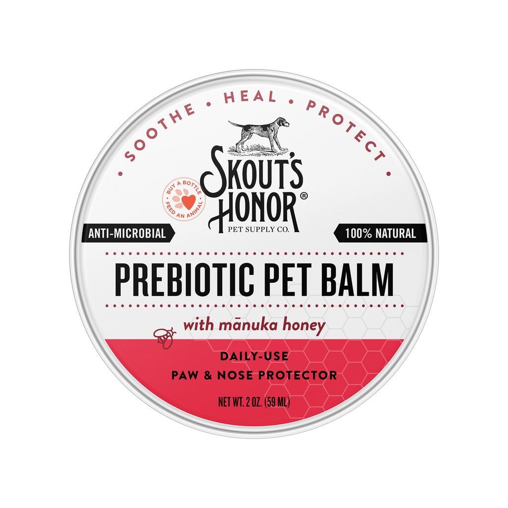 Skout's Honor Prebiotic Paw Balm