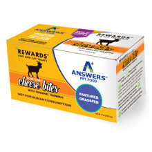 Answers Rewards Raw Goat Cheese - Organic Turmeric