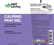 VW Calming Paw Gel