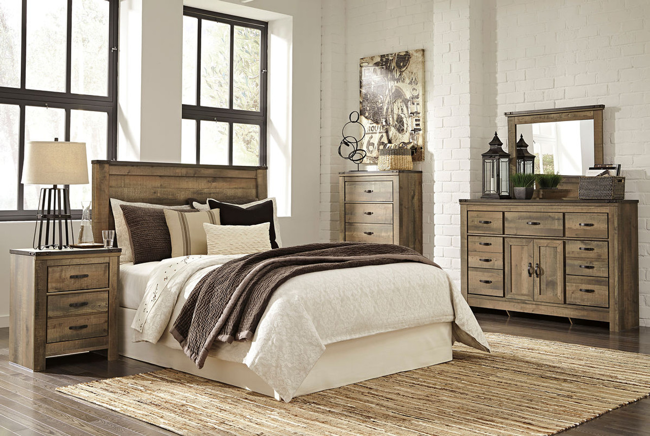 Trinell 5 Pc Queen Bedroom Collection By Signature Design By Ashley At Altman S Billiards And Barstools