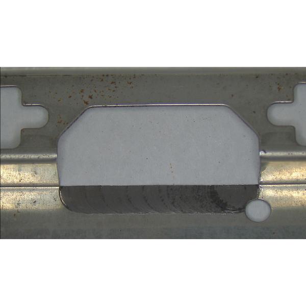 CNC cuts on RF Shield