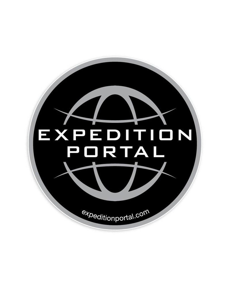Expedition Portal Circle Decal
